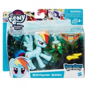 Kucyk Rainbow Dash My Little Pony Guardians of Harmony Hasbro B7295