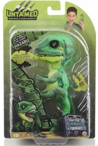 Fingerlings 3881 Untamed Raptor Hazard 5+