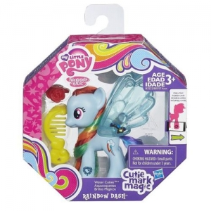 Brokatowy kucyk Rainbow Dash My little Pony Hasbro B3222