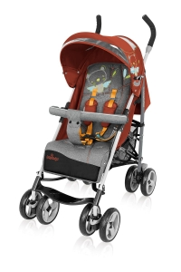 Wózek spacerowy Baby Design Travel Quick 2018 kolor 01