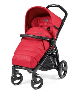 Wózek spacerowy Peg-Perego BOOK CLASSICO MOD RED