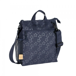 Lassig - Casual Label Torba do Wózka Reflective Star navy