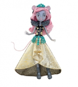 Lalka Mouscedes King Monster High Boo York CHW64 CHW61