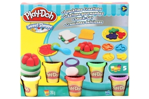 Play-Doh Zestaw lunchtime A7659 Hasbro Sweet Shoppe 3+
