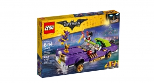 Klocki Lego Lowrider Jokera 70906 Batman Movie 8+