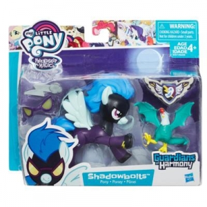 Kucyk Shadowbolts My Little Pony Guardians of Harmony Hasbro B7571