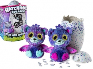 HATCHIMALS Jajko interaktywne Surprise 6037096 Spin Master 5+ Kotki