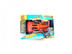 Samochód Hot Wheels 2w1 Flipping Fury Toy State 90576 obrotowy