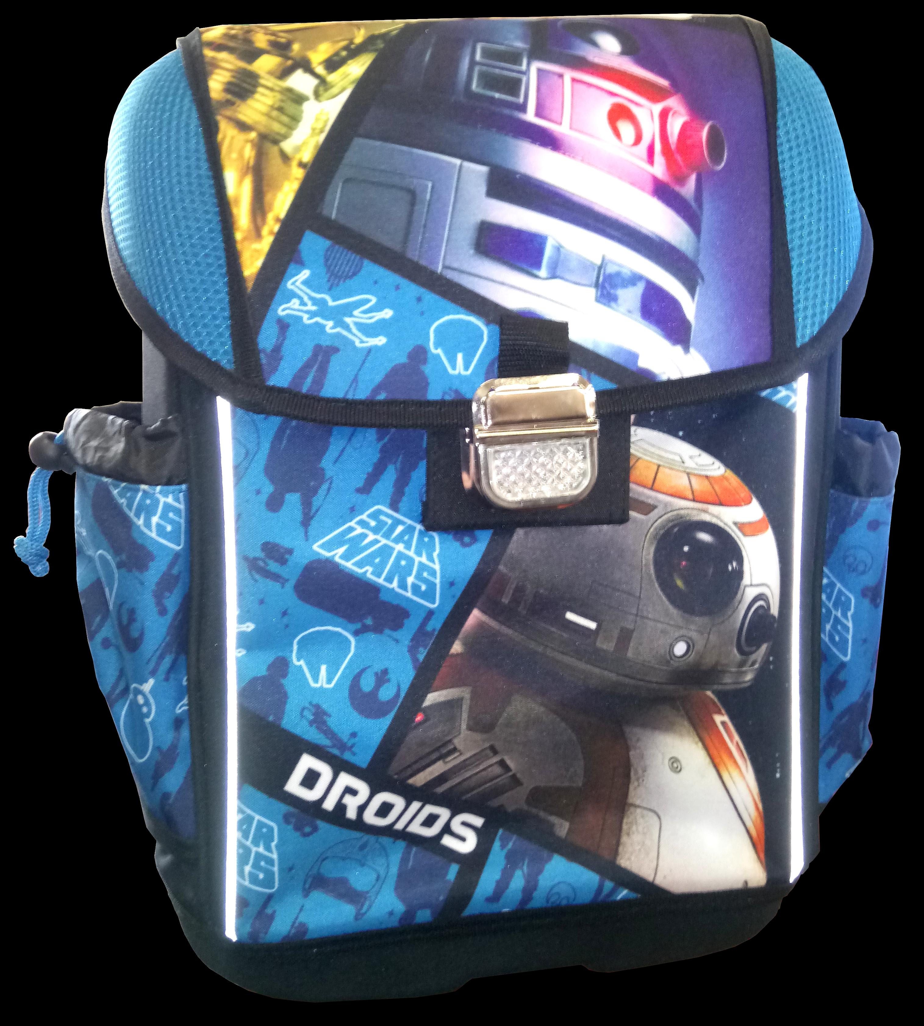 db7517803523f Plecak szkolny Tornister Star Wars Disney BR-962-2 Czarodziej.eu